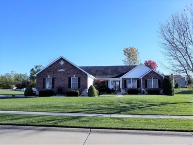 1049 Highland Estates Drive, Wentzville, MO 63385 - MLS#: 19015071
