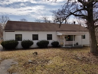 456 Bluff Drive, St Louis, MO 63137 - MLS#: 19015183
