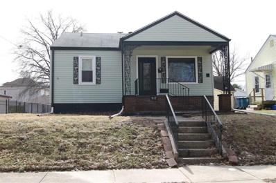 917 Hawley Avenue, Alton, IL 62002 - MLS#: 19015393