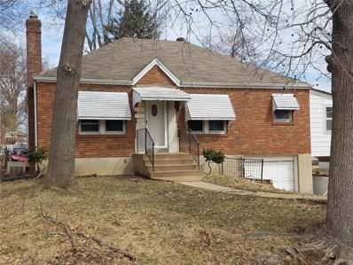 2151 Fairhaven Drive, St Louis, MO 63136 - MLS#: 19015597