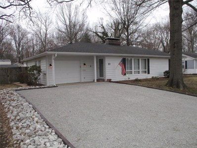 10 Spruce Drive, Belleville, IL 62221 - MLS#: 19015645