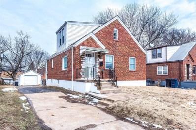 6933 Julian Ave, St Louis, MO 63130 - #: 19015684