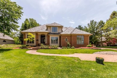 1202 S Oxfordshire Lane, Edwardsville, IL 62025 - #: 19016085