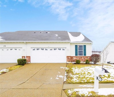 177 Silo View Drive, Wentzville, MO 63385 - MLS#: 19016311