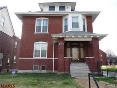 5748 Chamberlain Avenue, St Louis, MO 63112 - MLS#: 19016470
