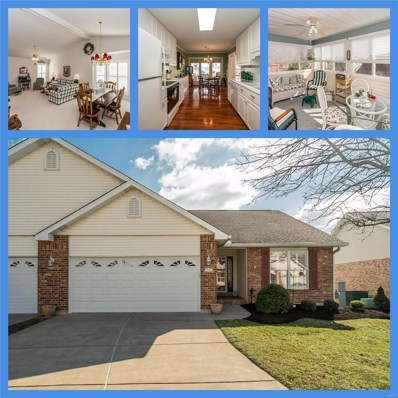 3158 Country Bluff Drive UNIT 37B, St Charles, MO 63301 - MLS#: 19016672