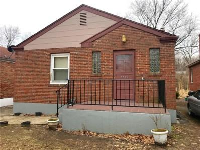 1335 Coolidge Drive, University City, MO 63132 - MLS#: 19016702