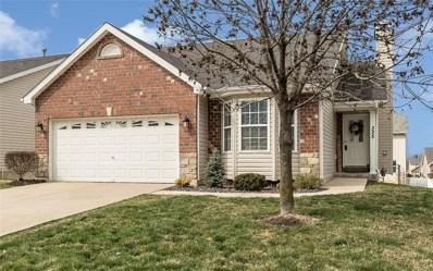 325 Stone Village Drive, Wentzville, MO 63385 - MLS#: 19017642