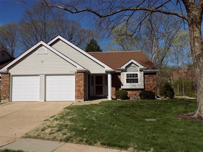 1045 Woodlake Village Drive, Chesterfield, MO 63141 - MLS#: 19017820