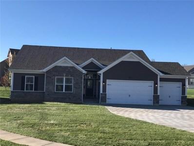839 Liberty Creek Drive, Wentzville, MO 63385 - MLS#: 19018265