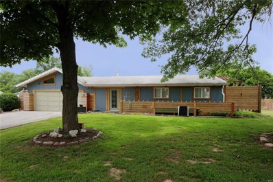 10 W Meadow Lane, Ellisville, MO 63021 - MLS#: 19018357
