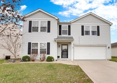 1417 Autumn Lakes Lane, Mascoutah, IL 62258 - #: 19018856