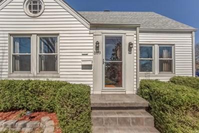 528 S Rapp Avenue, Columbia, IL 62236 - MLS#: 19019750