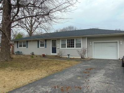 309 Crestwood Drive, Collinsville, IL 62234 - MLS#: 19019872