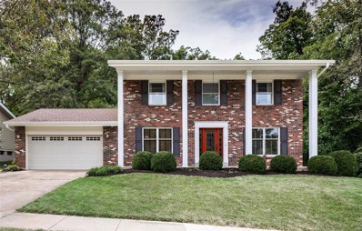 1853 Schoettler Valley Drive, Chesterfield, MO 63017 - MLS#: 19021554