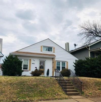 3432 MacKlind Avenue, St Louis, MO 63139 - #: 19021579