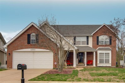 4553 Southridge Meadows Drive, St Louis, MO 63128 - MLS#: 19022273