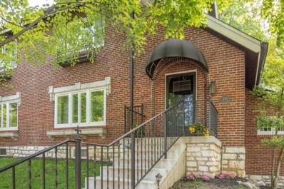 474 Edgewood, St Louis, MO 63105 - MLS#: 19023282