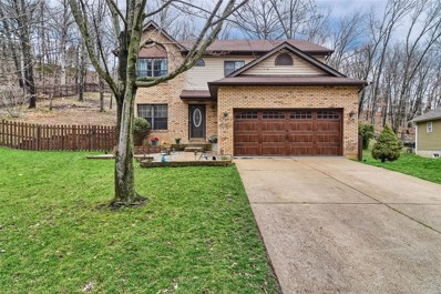 4976 Oak Bluff Drive, High Ridge, MO 63049 - MLS#: 19023398