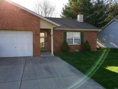 126 Twin Oaks Drive, Belleville, IL 62221 - #: 19023583