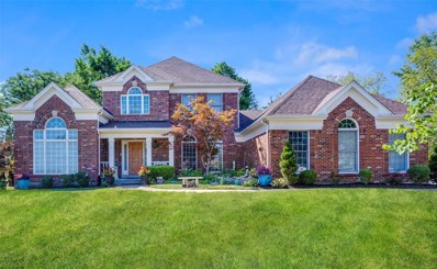 2214 Stonegate Manor, Chesterfield, MO 63017 - MLS#: 19023742