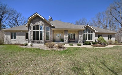 17732 Ranch Road, Wright City, MO 63390 - MLS#: 19025070
