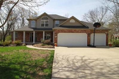 1217 Springbrooke Drive, Edwardsville, IL 62025 - #: 19025540