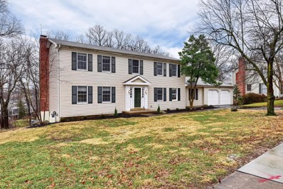 1570 Foxham Drive, Chesterfield, MO 63017 - MLS#: 19025699