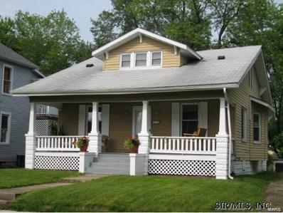 413 Cherry, Edwardsville, IL 62025 - #: 19025992
