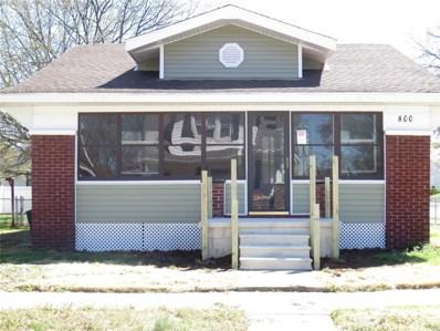800 E Lorena Avenue, Wood River, IL 62025 - MLS#: 19026073