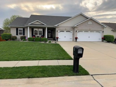 9 Claybrooke Court, Troy, IL 62294 - MLS#: 19026192