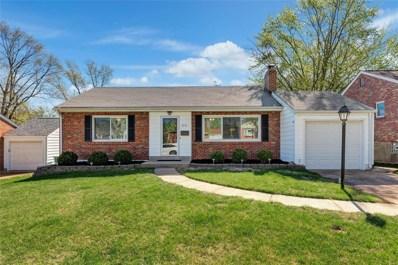 814 Colebrook, St Louis, MO 63119 - MLS#: 19026942