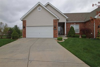 723 Ember Crest Drive, Fairview Heights, IL 62208 - MLS#: 19027221