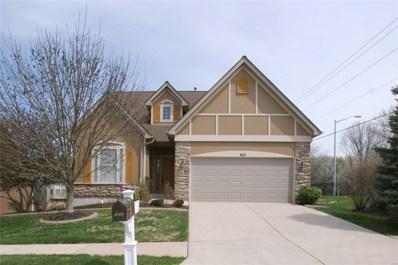 1602 Prospect Village Drive, Lake St Louis, MO 63367 - MLS#: 19027375