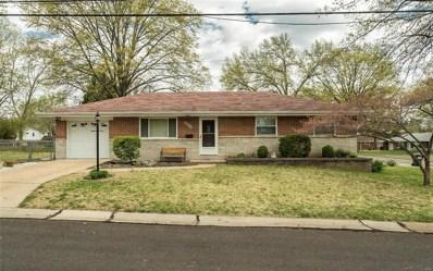 7105 Hosmer Avenue, St Louis, MO 63123 - MLS#: 19027852
