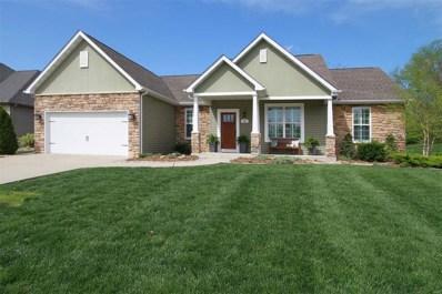 309 Shea Court, Edwardsville, IL 62025 - #: 19028209
