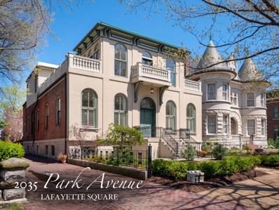 2035 Park Avenue, St Louis, MO 63104 - MLS#: 19028548