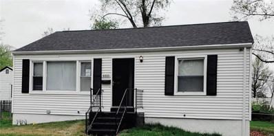 8353 Fairbanks, St Louis, MO 63134 - MLS#: 19028644
