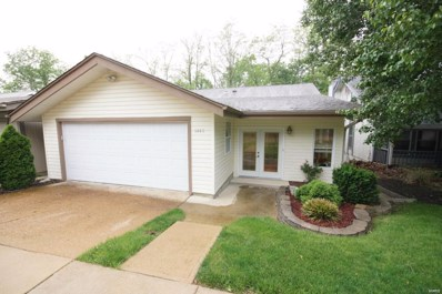 1443 Meadowside, St Louis, MO 63146 - #: 19028932