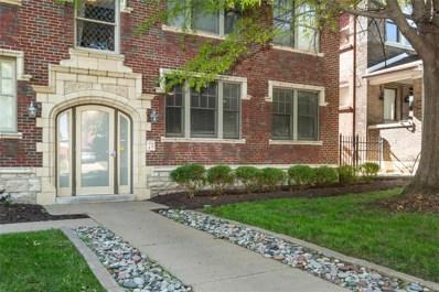 4228 McPherson Avenue UNIT 112, St Louis, MO 63108 - MLS#: 19031101