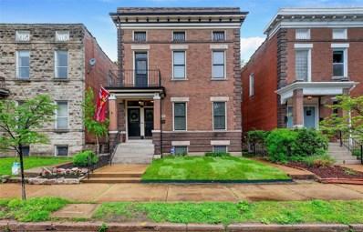 4135 Flad Avenue, St Louis, MO 63110 - MLS#: 19031525