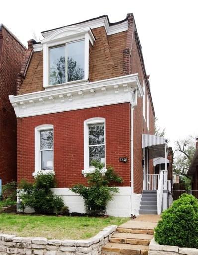 3710 California Avenue, St Louis, MO 63118 - MLS#: 19032217