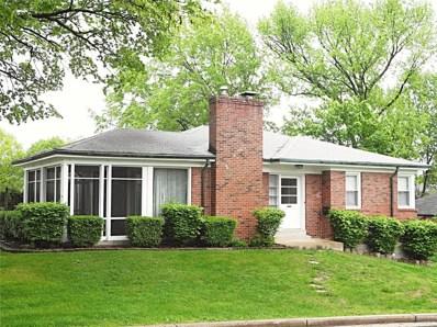 7724 Blackberry Avenue, St Louis, MO 63130 - MLS#: 19032265