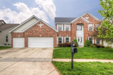 1137 Nooning Tree Drive, Chesterfield, MO 63017 - #: 19032759