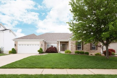 314 Pleasant Meadows Drive, Wentzville, MO 63385 - MLS#: 19033087