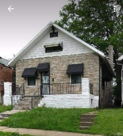 3518 Lincoln Avenue, St Louis, MO 63121 - MLS#: 19033511