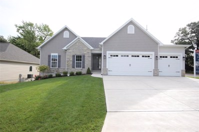 1224 John Ryan Lane, Ballwin, MO 63021 - MLS#: 19033585