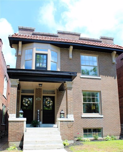 3845 Shaw Ave, St Louis, MO 63110 - MLS#: 19035055