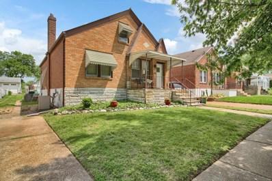 3414 MacKlind Avenue, St Louis, MO 63139 - #: 19036329