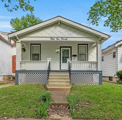 5520 Grace Avenue, St Louis, MO 63116 - MLS#: 19036693